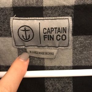 Captain Fin Co Jackets & Coats - Captain Fin barn coat